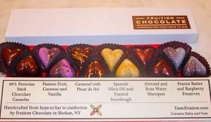 Valentine's Day 2012: Fruition Chocolate Ideas