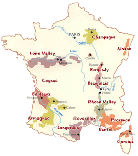 Wine Tour De France at Cooking by the Book on Friday, October 12th