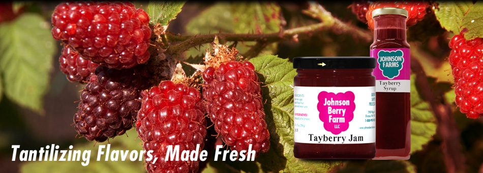 Holiday Gift Idea: Incredible Products from Johnson Berry Farm