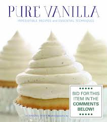 Cookbook Review: Pure Vanilla Offering Vanilla Bourbon Maple Syrup