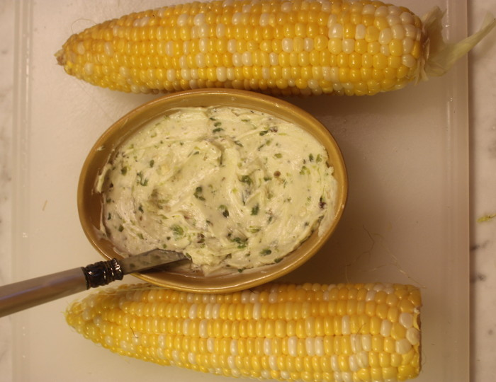 Jalapeno Butter Revisted: You Want This on Your Corn