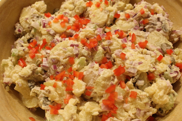 Brian's Party Potato Salad
