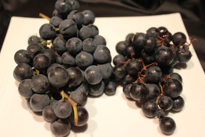 Buffalo Grapes from Cornell University
