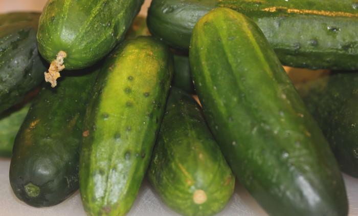 Nippy Cucumber Relish