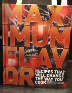 Cookbook Review: Maximum Flavor