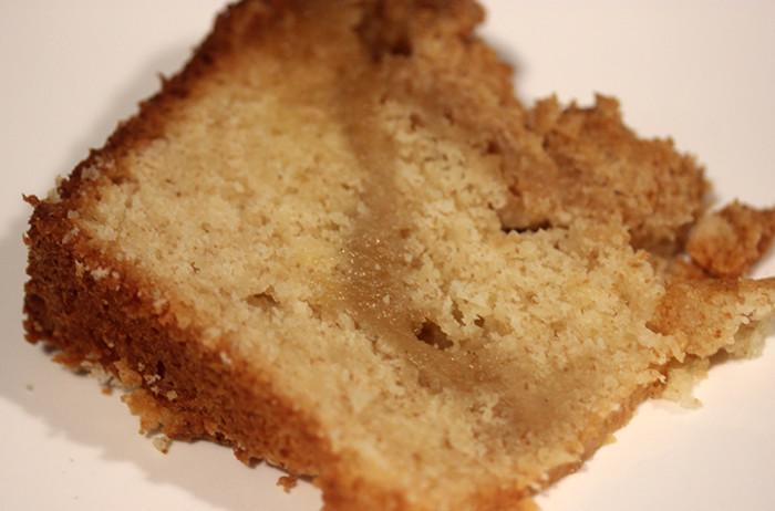 Sourdough Coffee Cake from Maximum Flavor