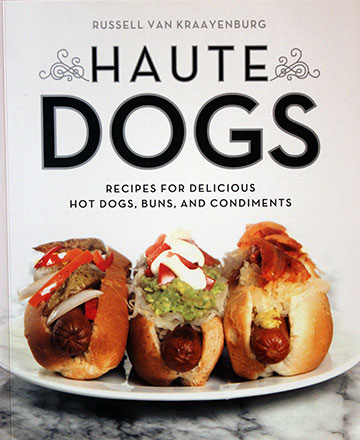Classic Hot Dog Chili Sauce from Haute Dog by Russell Van Kraayenburg