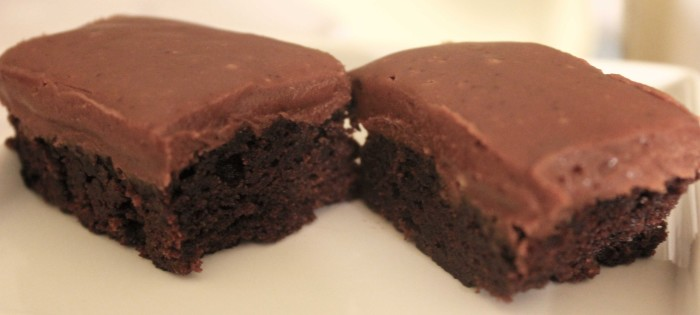 Fudgy Frosting