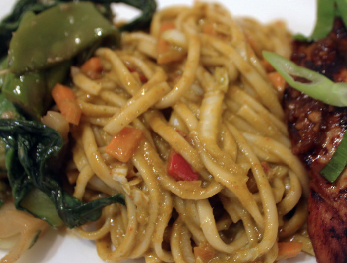 Red Curry Noodles: A Very Asian Recipe