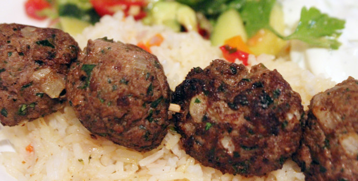 Herbed Meat Kebabs from Balaboosta