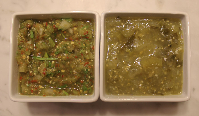 The Week To Come Here at Suzi's Blog: Tomatillos and the Best in Cookbooks for Your Consideration