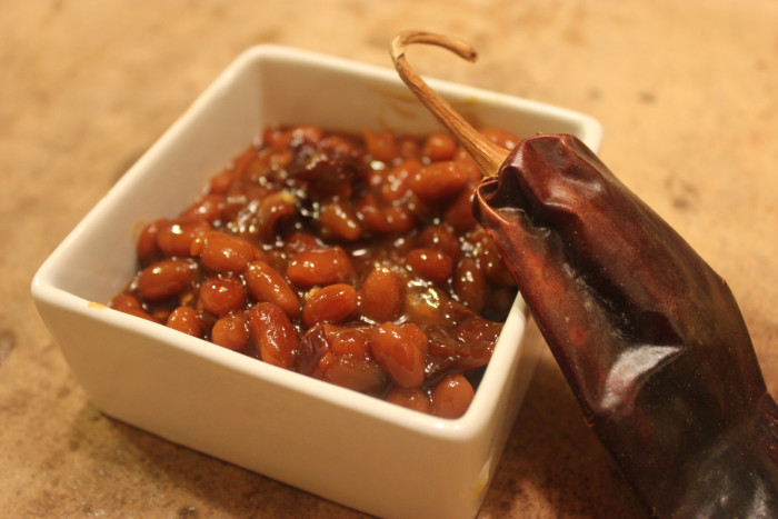 Brian's Simply the Best Baked Beans