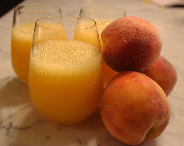 Hill Country Peach Fuzzies with Amendments
