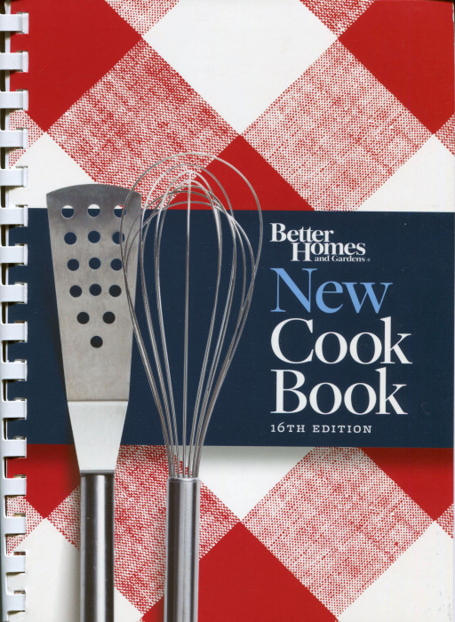 Cookbook Review Better Homes Gardens New Cook Book 16th Edition