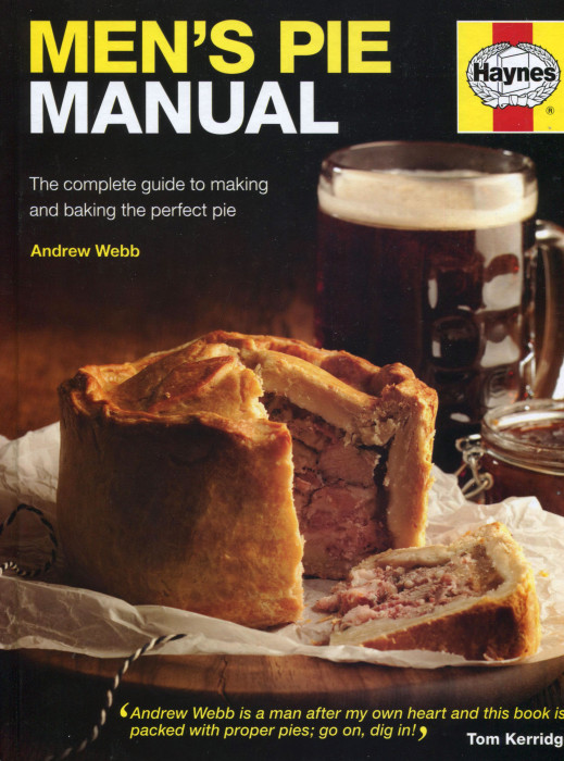 Cookbook review mens pie manual by tom kerridge cooking by the book say pie to an american and visions of apples spring into their mind say pie to someone from great britain and the images are quite different lamb forumfinder Choice Image
