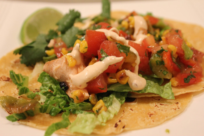 Fish Tacos: Smoked or Ceviche