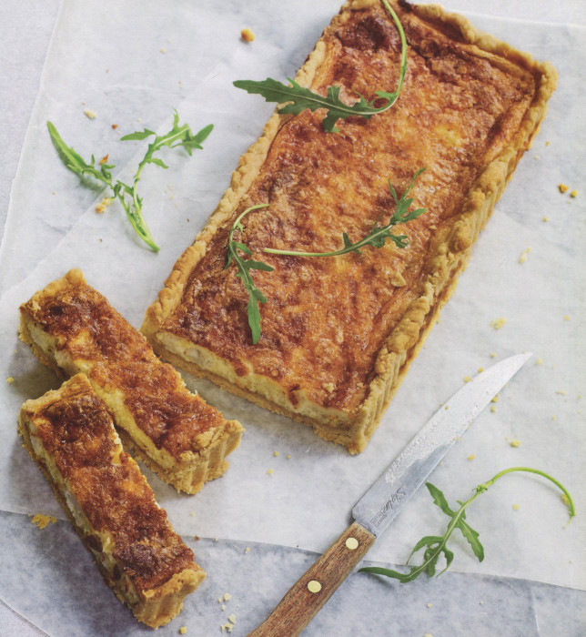 wc-crab-saffron-and-gruyere-tart