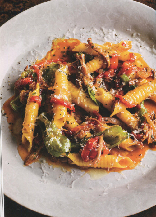 wc-garganelli-with-chicken-sugo-and-peppers