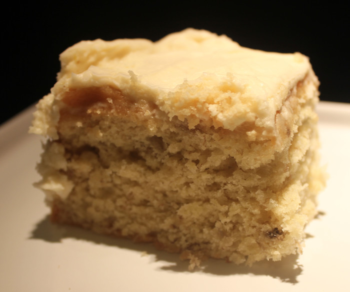 A Gentle Banana Cake from Lisa Yockelson in Baking Style