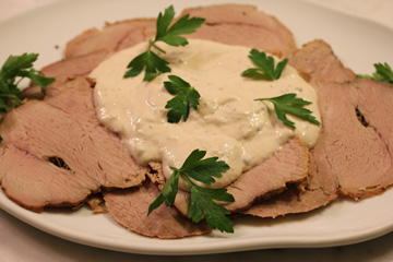 Tuna Tonnato from Jean Anderson