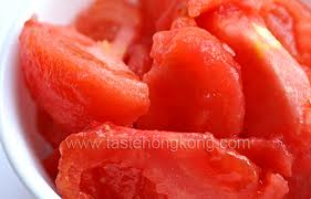 Peeling A Tomato: A Better Way