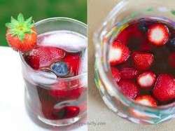 Wildberry Sangria