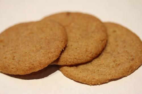 Brown Sugar Ice Box Cookies from Lydie Marshall