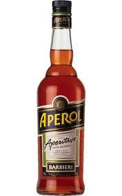 Aperol + Prosecco