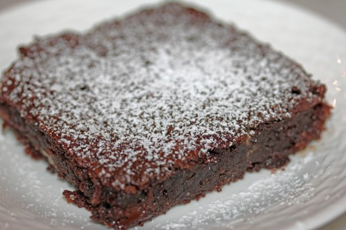 James Peterson's Compromise Brownies