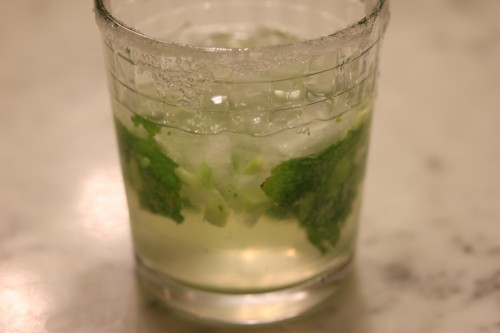 Cucumber Mint Splash