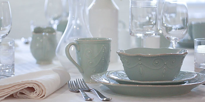 Our Partnership With Lenox Cooking By The Book & Lenox Tin Can Alley Dinnerware - Castrophotos