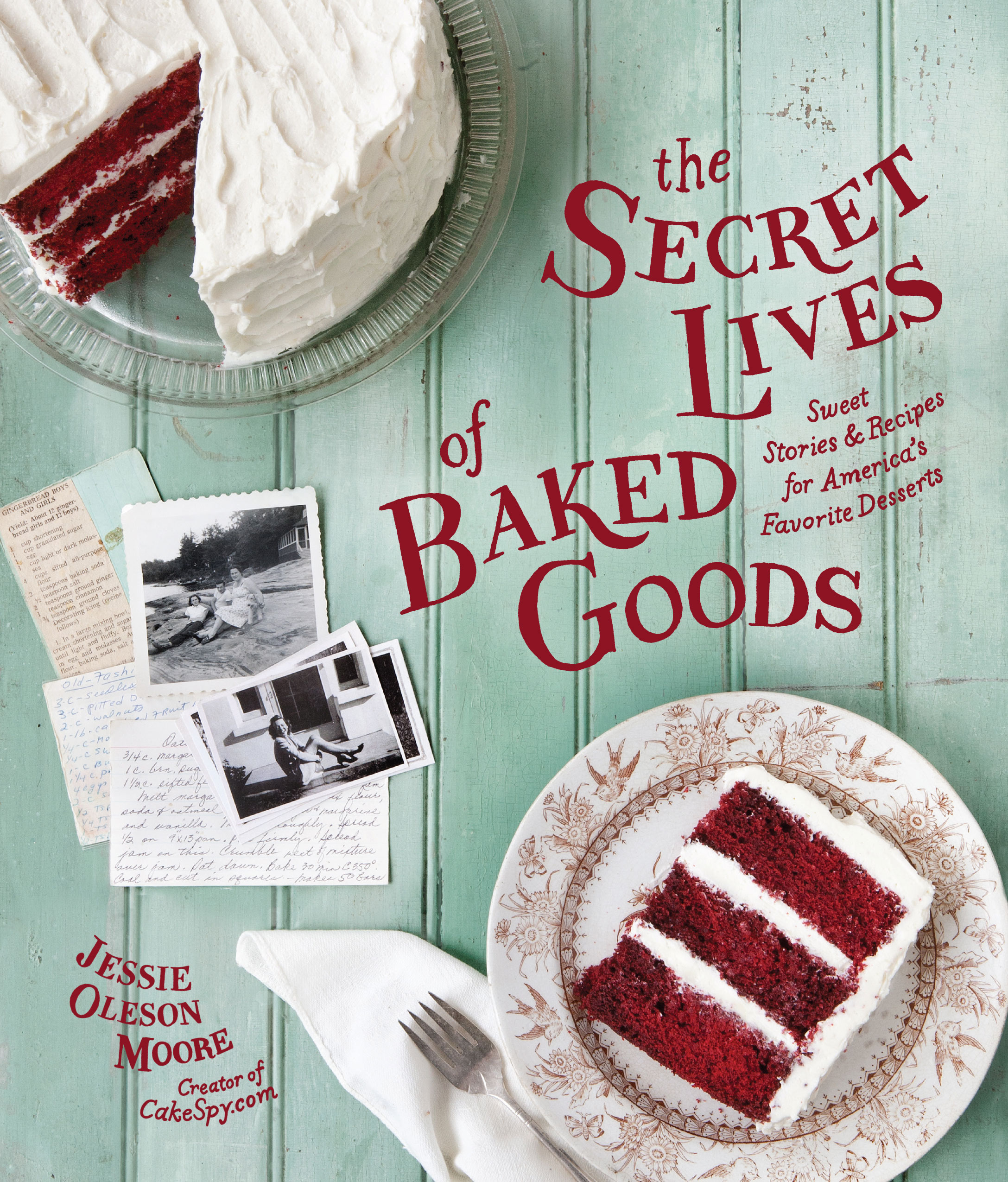 TBT Cookbook Review: The Secret Lives of Baked Goods