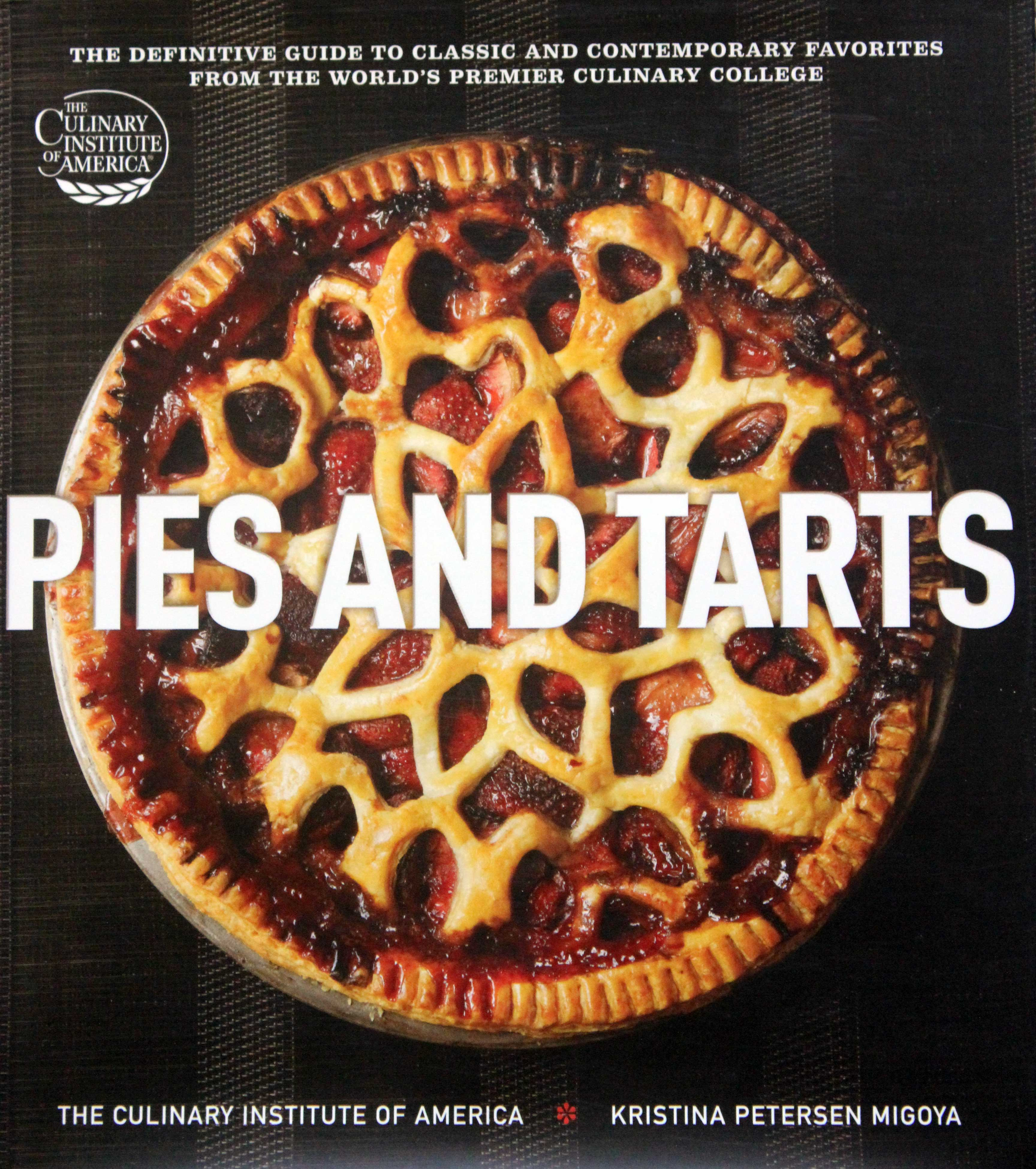 TBT Cookbook Review: Pies and Tarts from the CIA
