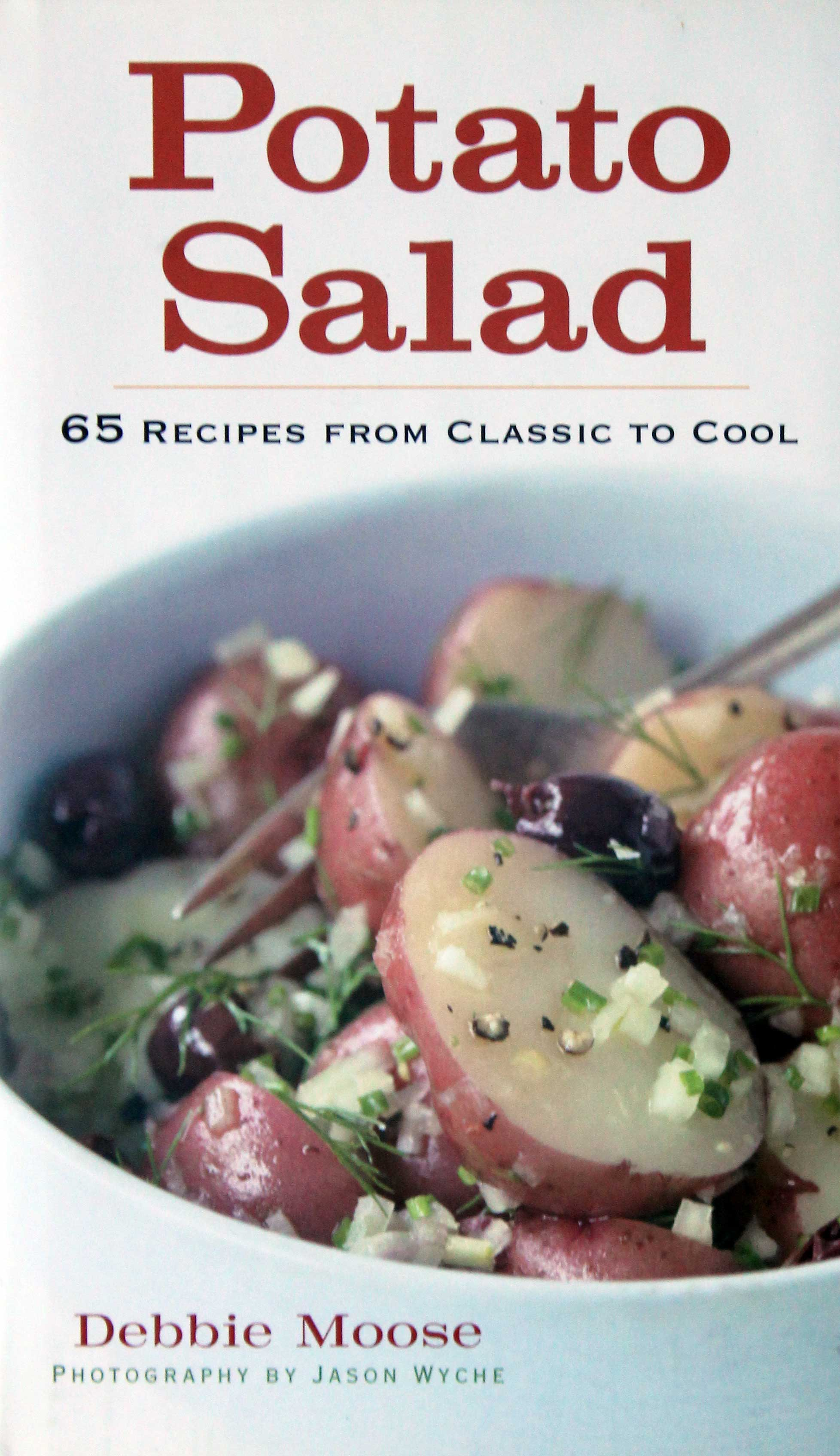 Best of Cookbook Reviews: Potato Salad by Debbie Moose