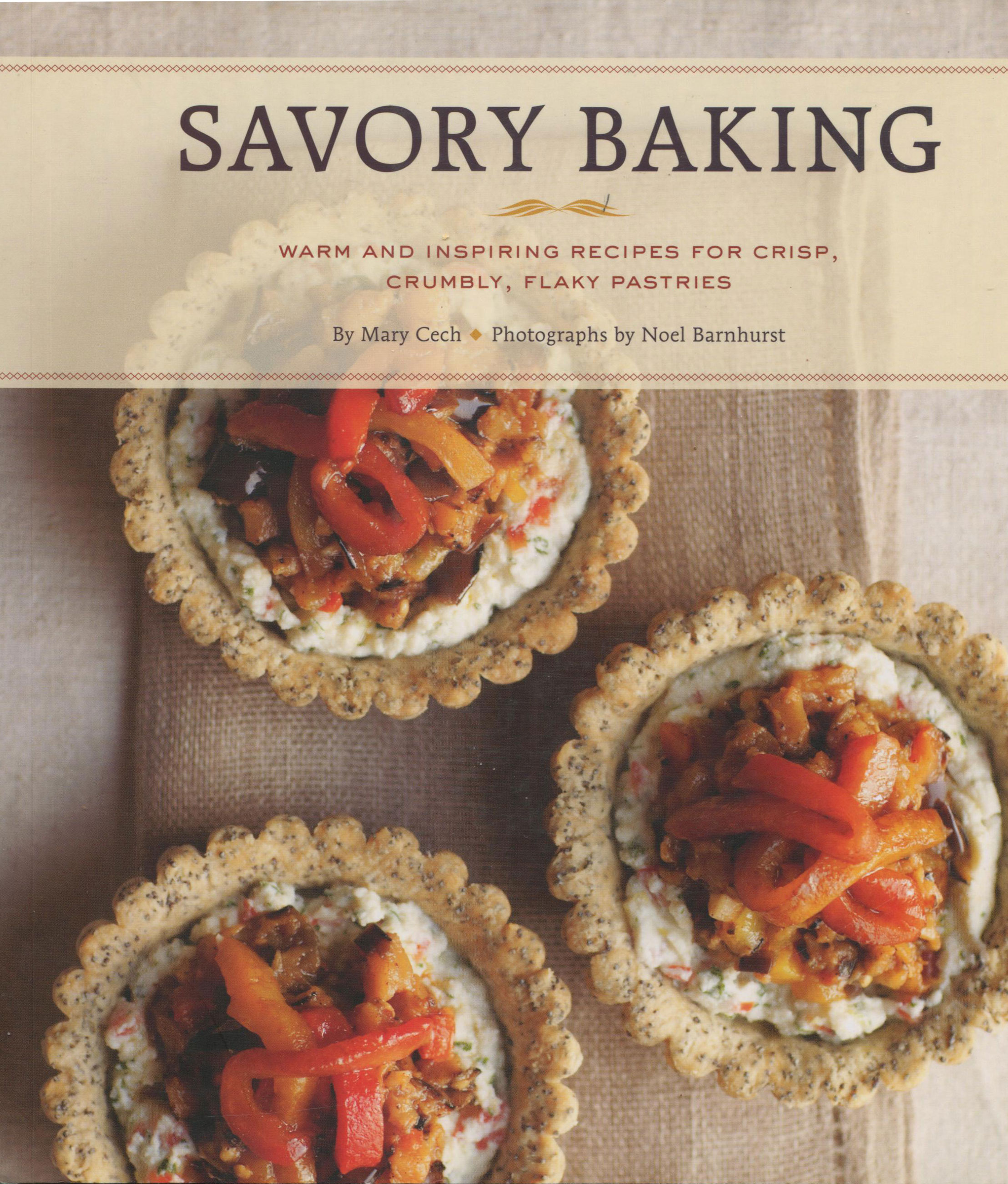 TBT Cookbook Review: Savory Baking