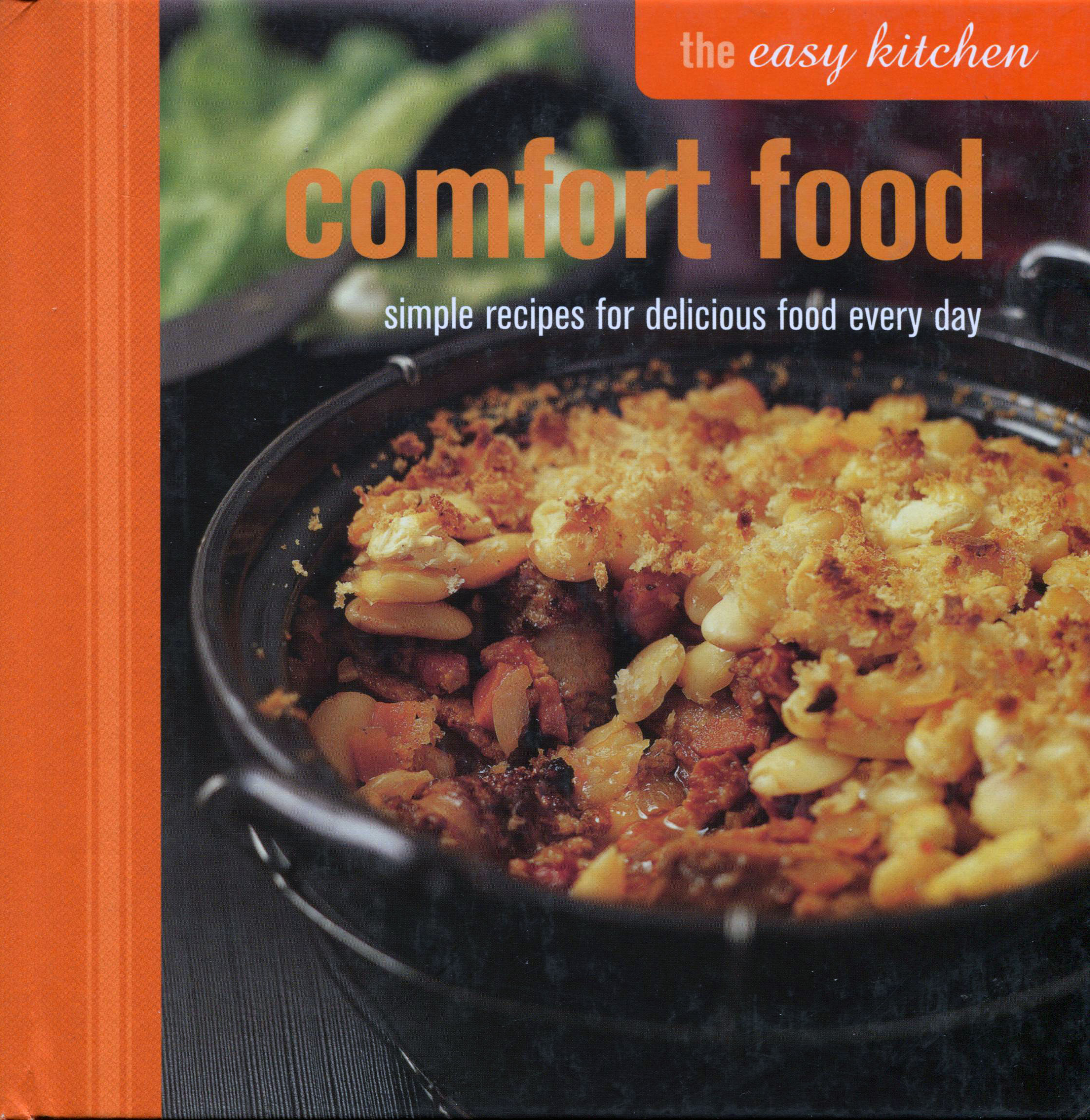 Best of Cookbook Review: Comfort Food from Ryland Peters and Small
