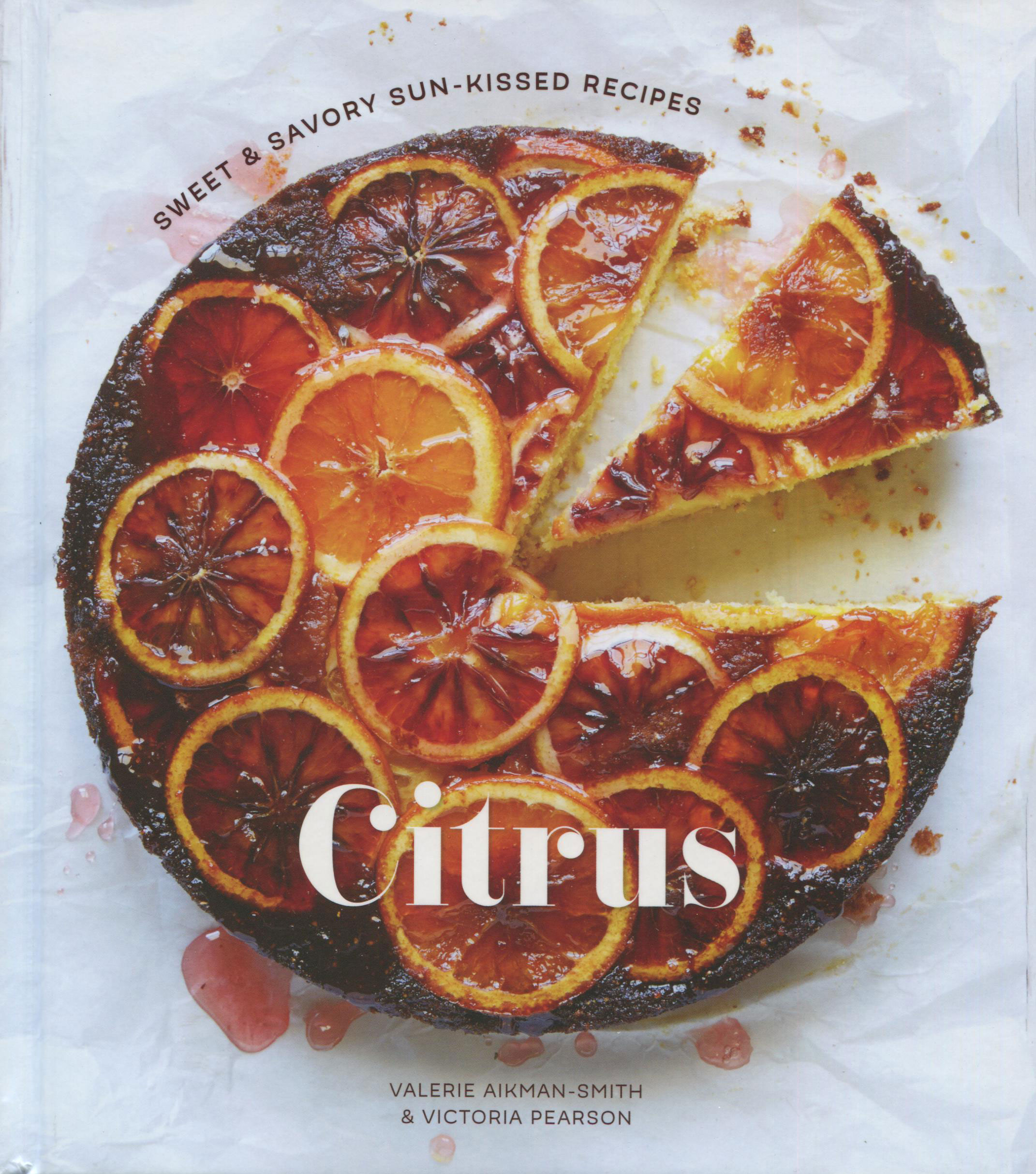 Best of Cookbook Reviews: Citrus by Valerie Aikman-Smith and Victoria Pearson