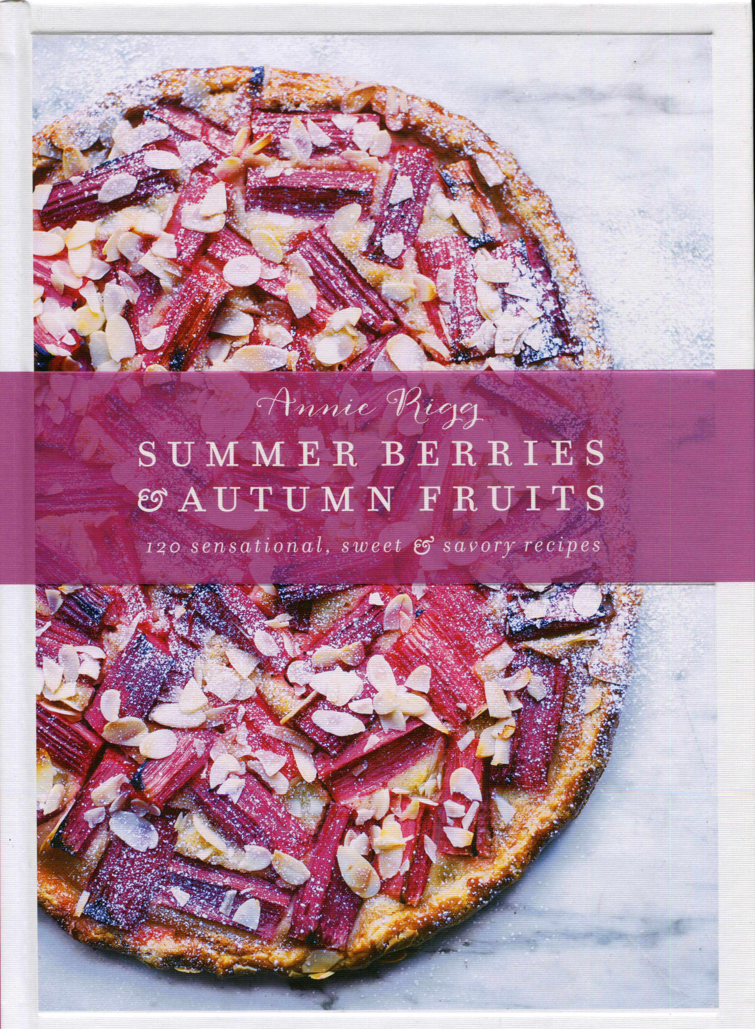 TBT Cookbook Review: Summer Berries and Autumn Fruits