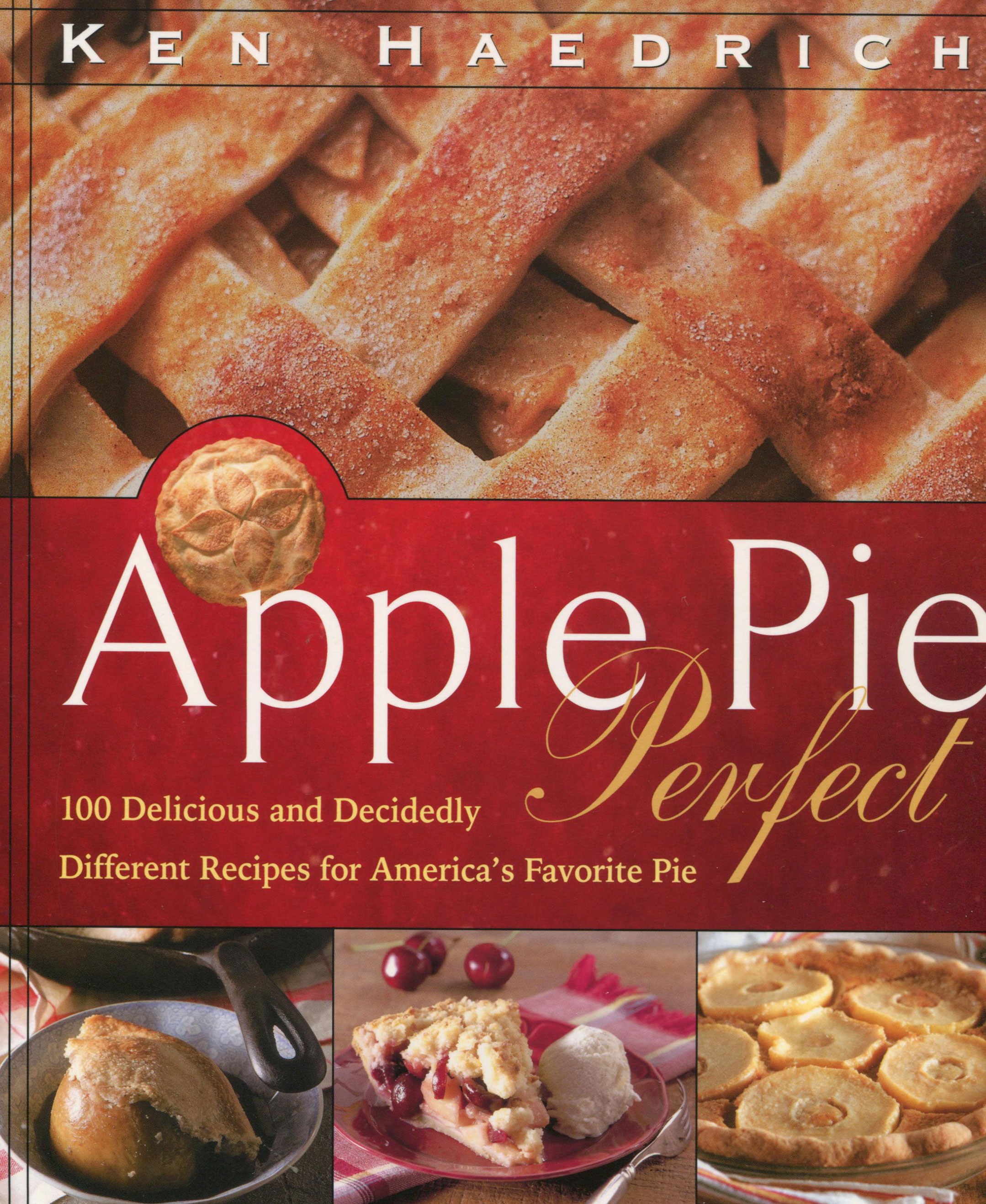 TBT Cookbook Review: Apple Pie Perfect