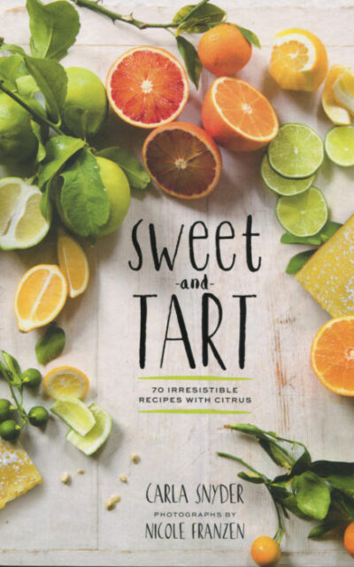 Cookbook Review [yes again but now you use the pears!]: Sweet and Tart
