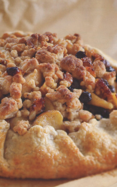 TBT Recipe: Apple Crostata with Whole Wheat and Rosemary Crust