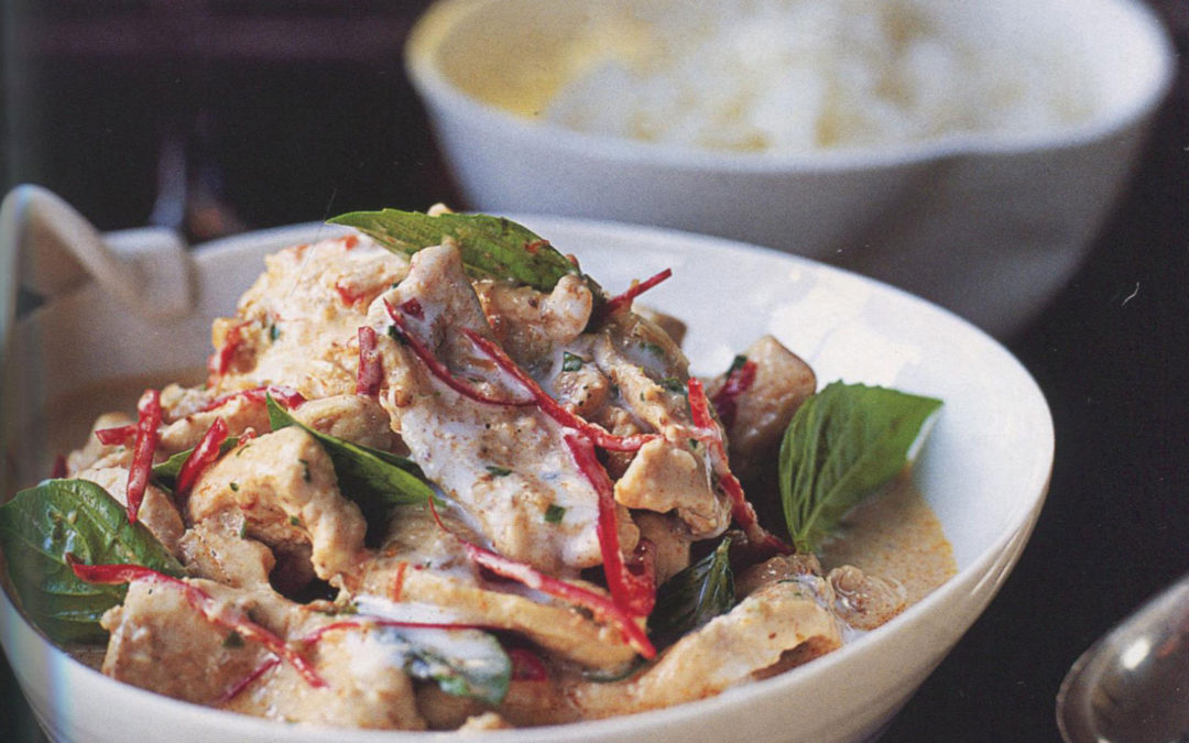 Chicken Penang from 50 Great Curries of Thailand
