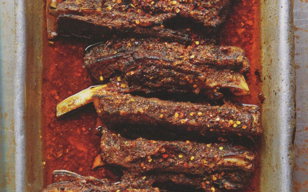 Xinjiang Cumin Lamb Ribs from Andrew Wong