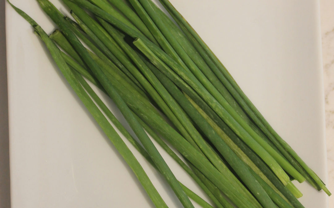 TBT Recipe: Creamy Horseradish Dipping Sauce with Fresh Chives