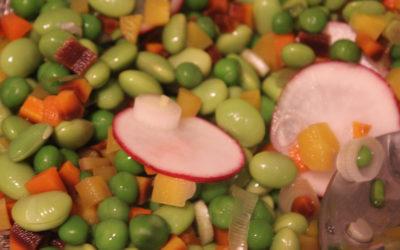 TBT Recipe: Spring Vegetable Tartare from Alain Ducasse