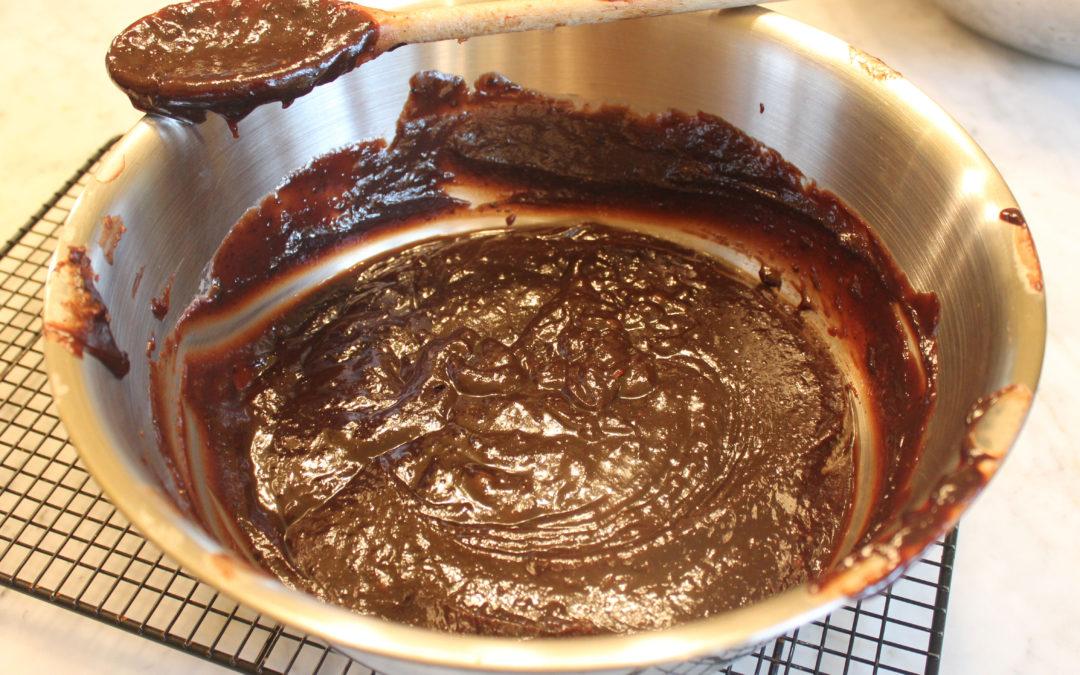 Dark Chocolate from Dulce de Leche by Josephine Caminos Oria