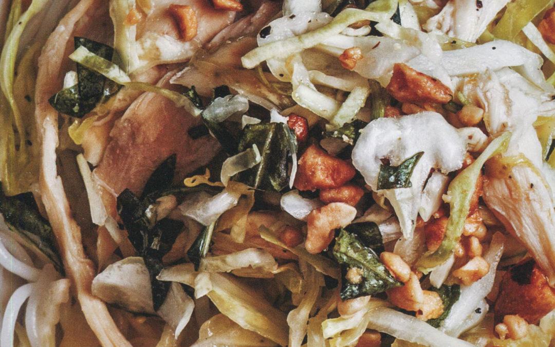 Vietnamese Chicken Salad from The Slanted Door