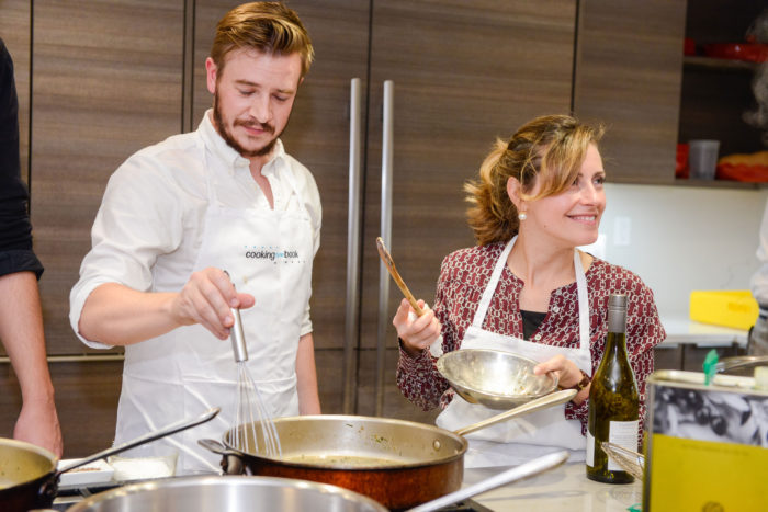#1 Place in NYC for Couple Italian Cooking Classes!