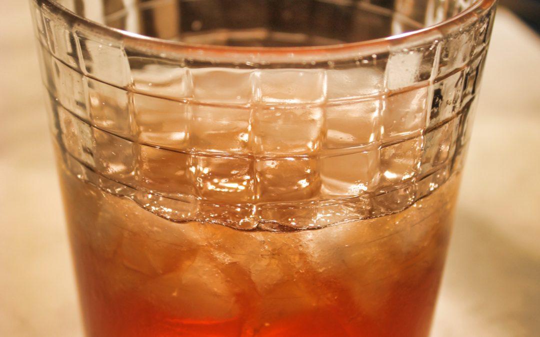 Best Possible Whisky Sour or L'Enfant