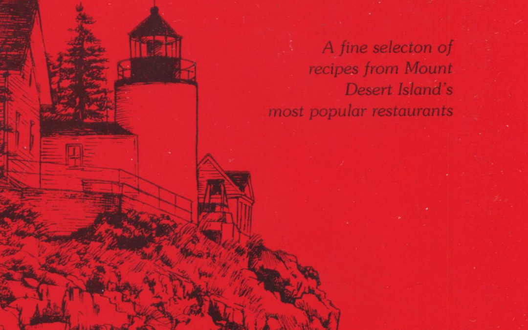 TBT Cookbook Review: The Mount Desert Island Cookbook